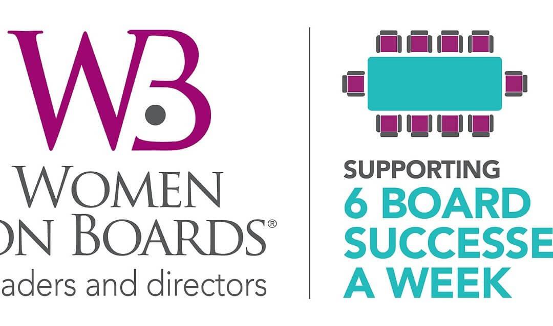 WOB UK – Women on Boards UK Ltd