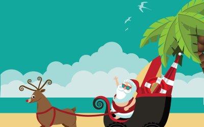 Happy Holidays, wherever you are enjoying them!
