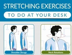 home exercises for home workers