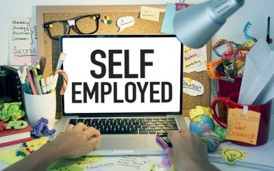 Government Support for Self-Employed, Summary of Who's Eligible and Who's Not.