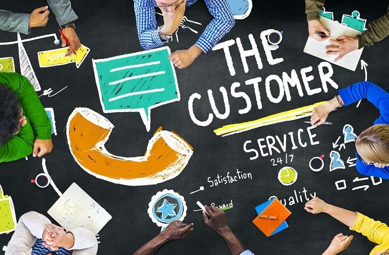 Customer service Caspia blog